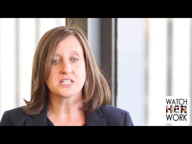 Love/ Family: Family Support, Terri McCullough | WatchHerWorkTV