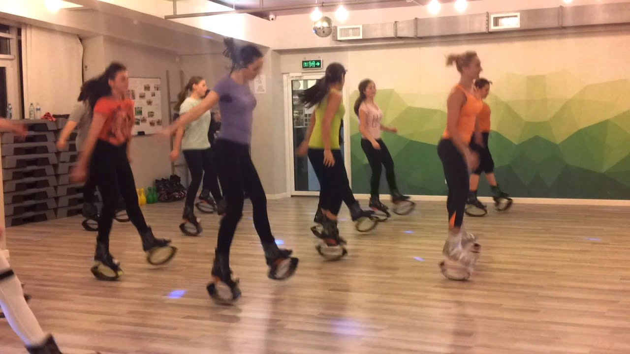 Kangoo Jumps в молдове женский фитнес клуб Happy Fitness