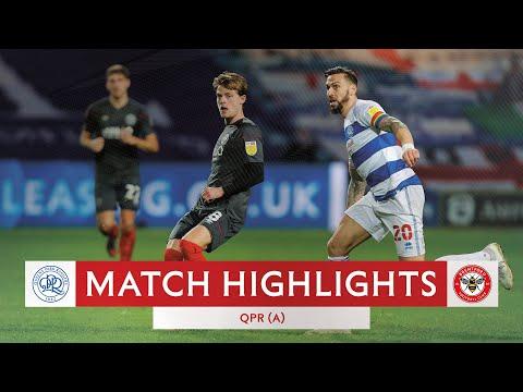 QPR Brentford Goals And Highlights
