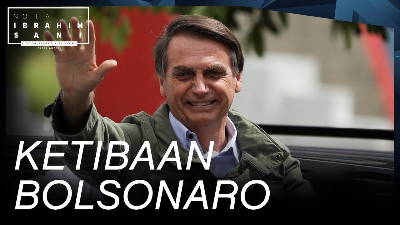 Nota Ibrahim Sani: Bolsonaro Brazil
