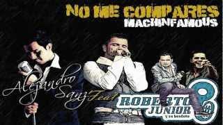 No Me Compares - Alejandro Sanz Ft. Roberto Jr - Promo Oficial - Video Con Letra...