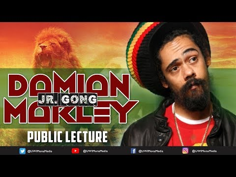 """Damian """"Junior Gong"""" Marley Public Lecture"""