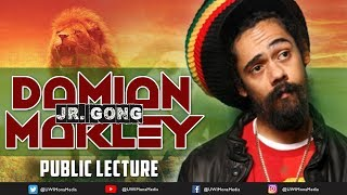 """Download Damian """"Junior Gong"""" Marley Public Lecture Mp3 and Videos"""