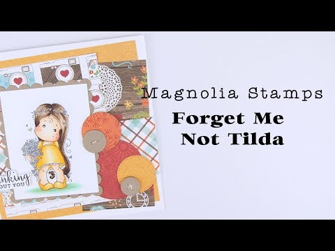 Live with Heather - Forget Me Not Tilda