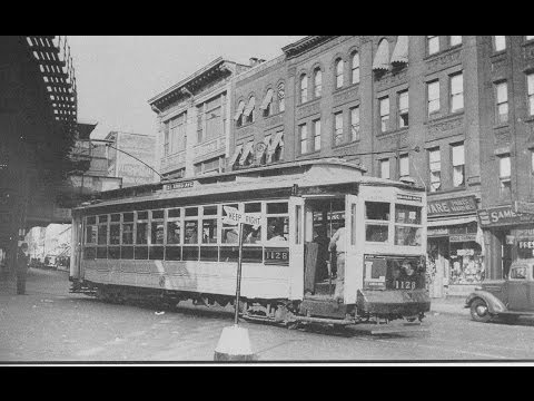 The Trolleys Of Flushing Whitestone Bayside College