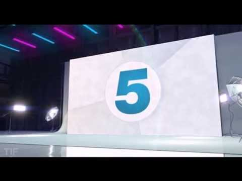 Channel 5 ident 2011 - channel5/demand5