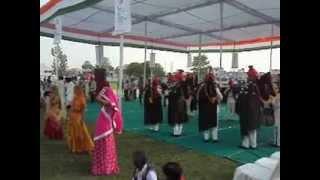 BATON BARELI RAI DANCE BUNDELI BY AKS JHANSI