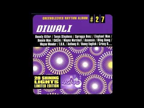 Diwali Riddim Mix (2002) Wayne Wonder,Sean Paul,Bounty,Spragga,Beenie (Steven