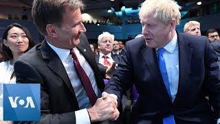Boris Johnson Elected as Britain's Next Prime Minister