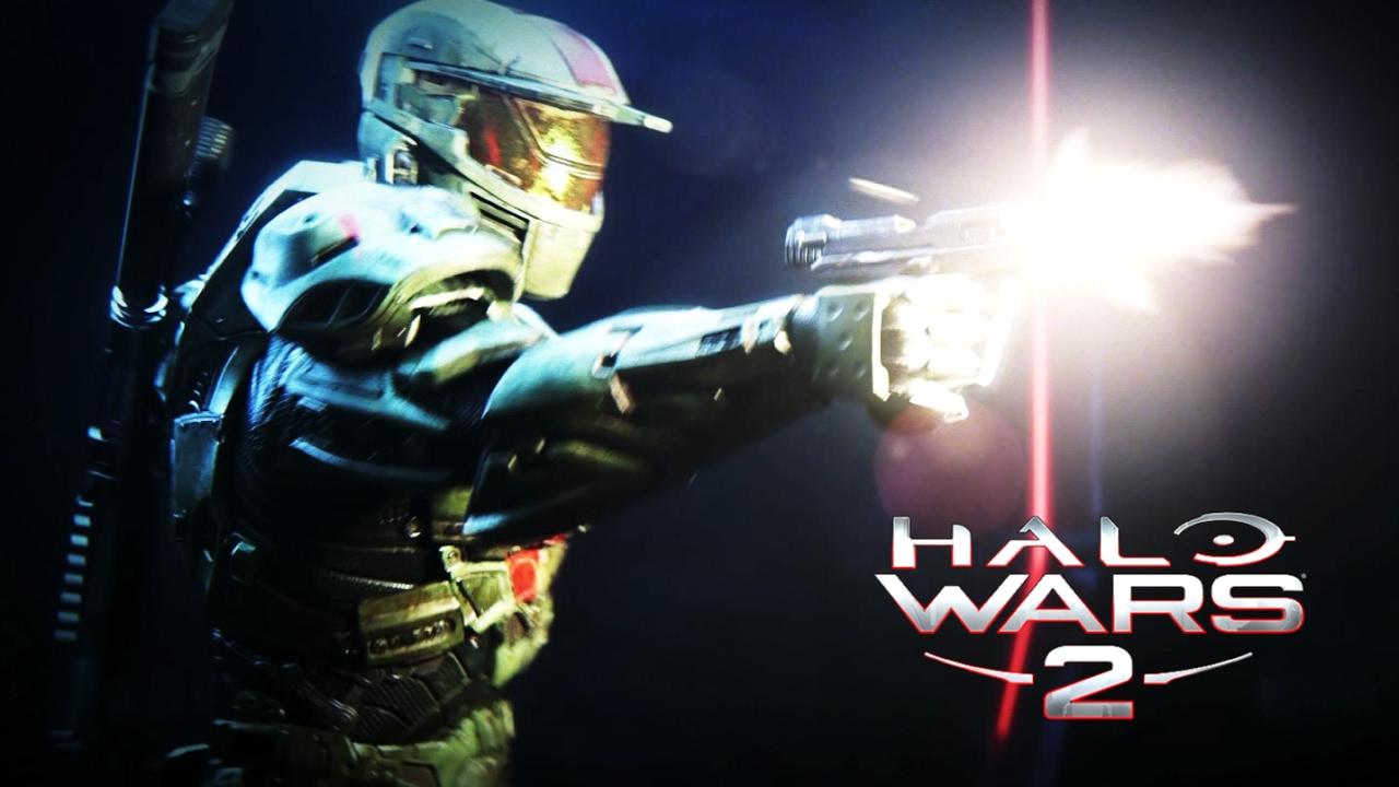 Halo Wars 2 All Cutscenes Game Movie 1080p Hd Youtube
