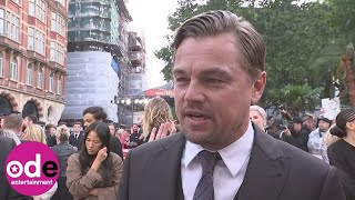 Leonardo DiCaprio Says That He'd LOVE to Work With Brad Pitt Again