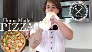 EASIEST HOME MADE PIZZA X Sugo Sunday ep. 3