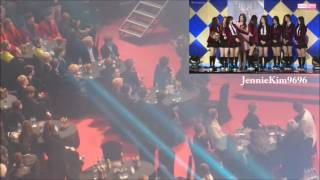 [ENG SUB] EXO,BTS,SEVENTEEN,ASTRO,VIXX reaction to I.O.I SMA LAST WIN SPEECH