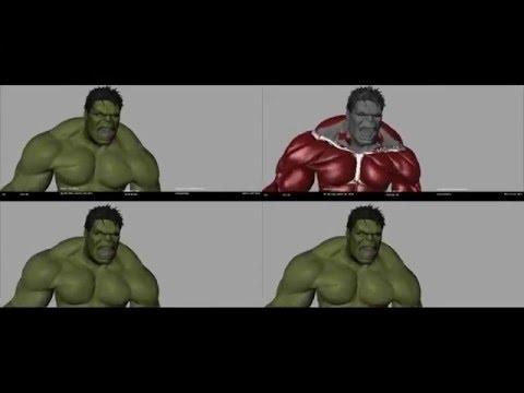 Behind the Scenes Coke Mini (Hulk vs. Ant-Man)