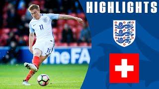 England U21 3-1 Switzerland U21 | Goals & Highlights