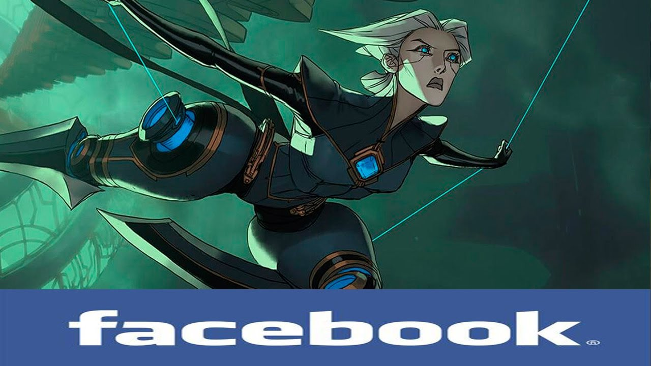 If league of legends Champions had Facebook #60 (Camille vs Cait and Vi)