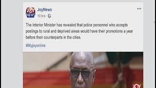 #Joy2020Budget - Joy News Interactive (12-11-19)