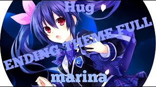 marina - Hug (Hyperdevotion Noire: Goddess Black Heart Ending Theme Full)