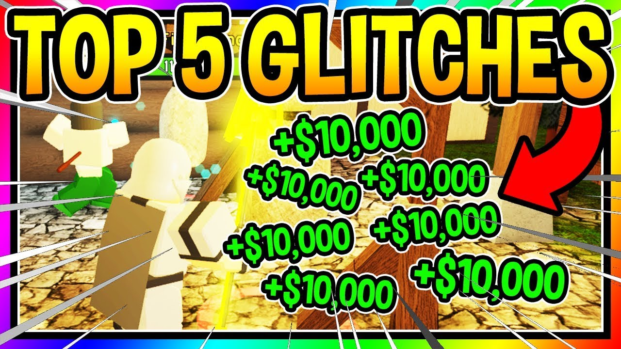 TOP 5 DUNGEON QUEST GLITCHES - Unlimited Coins, XP, Levels/ Tips