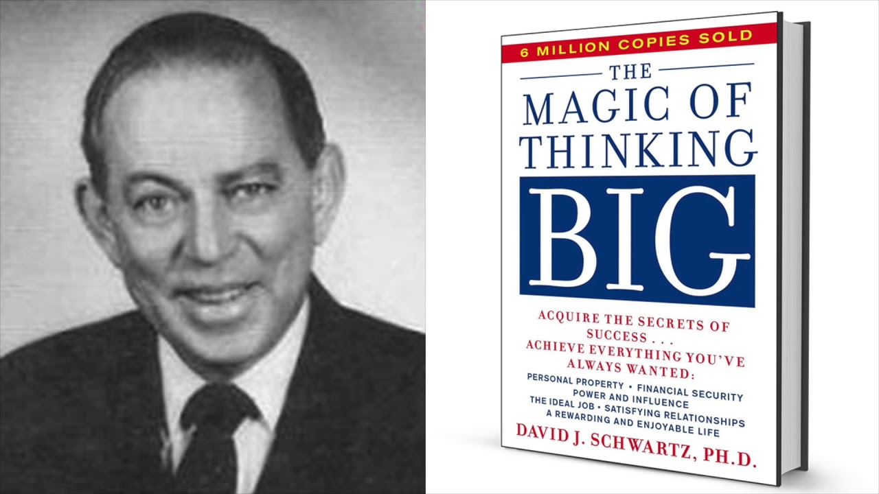 The Magic of Thinking Big - by David Schwartz Full Audiobook