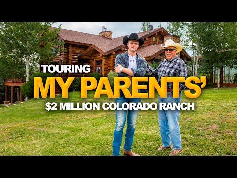 Inside a MASSIVE $2.4 Million Colorado Ranch | Ryan Serhant Vlog #84