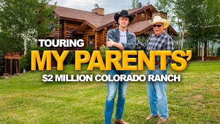 Inside a MASSIVE $2.4 Million Colorado Ranch | Ryan Serhant Vlog #84