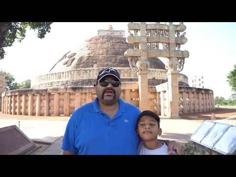 Sanchi Stupa    World Heritage Site    India on my Platter