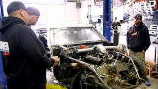 Seeing the Crow Post-Crash | Street Outlaws