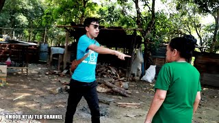 """Hmong new movie funny""""Niam tso ntxhais muag cev khwv kaus hmoob mekas,hmoob fab kis""""lom zem heev"""