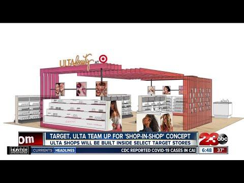 Target and Ulta Beauty announce partnership