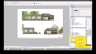 05 SketchUp Model Types Tutorial: Design Presentation Packet