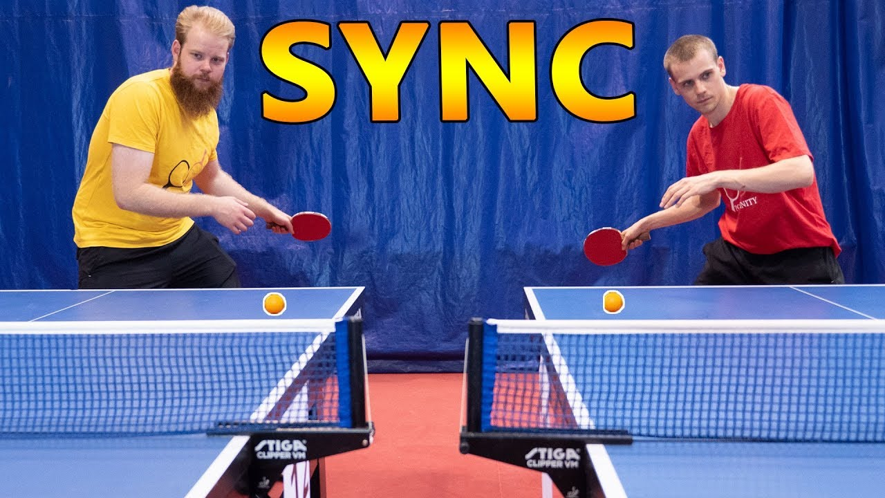 Sync Ping Pong (satisfying)