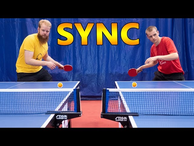 Synchronized Ping Pong