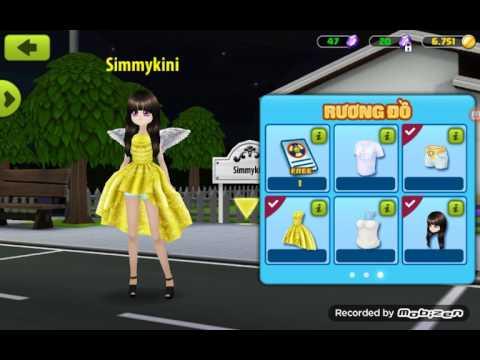 Simmy chan | nhân ngày 8-3 am tặng cánh svip | (avatar musik)