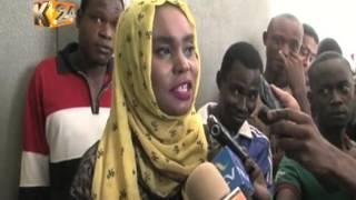 Maji taka yatatiza shughuli katika mahakama kuu ya Mombasa