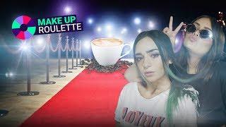 Calle y Poché en Raze Make Up Roulette: se maquillan para una red carpet