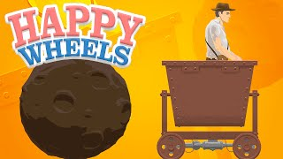 VIREI O INDIANA JONES !!! - HAPPY WHEELS