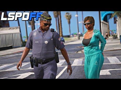 GTA 5 : MOD POLICIA - MEGA PATRULHAMENTO COM A S10 PMESP - EP. 213