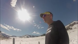 Michael Stone Visually Impaired Triathlete