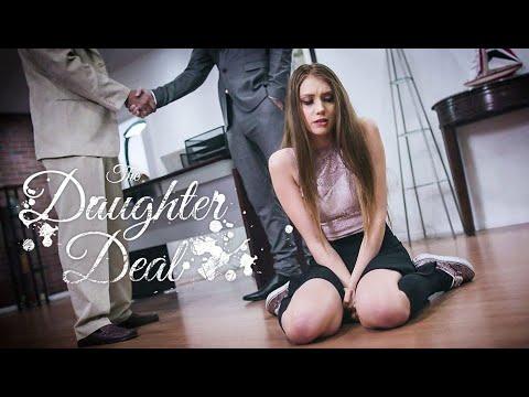 Pure Taboo   THE DAUGHTER DEAL   Taboo Short Film   Elena Koshka & Steve Holmes   Adult Time