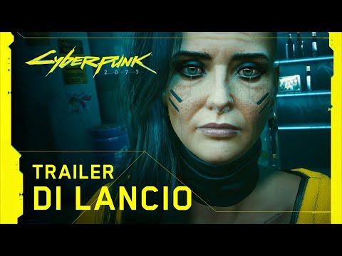 Cyberpunk 2077   Trailer di Lancio Italiano