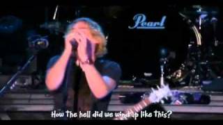 Nickelback - Someday (Live from Sturgis) ~lyrics subtitle~
