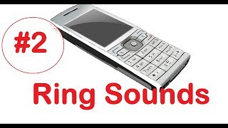 Cell Phone Ring  02 Sound Effects All Sounds