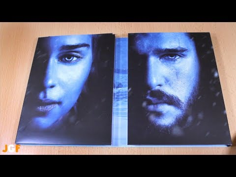 Game Of Thrones Season 7 Unboxing