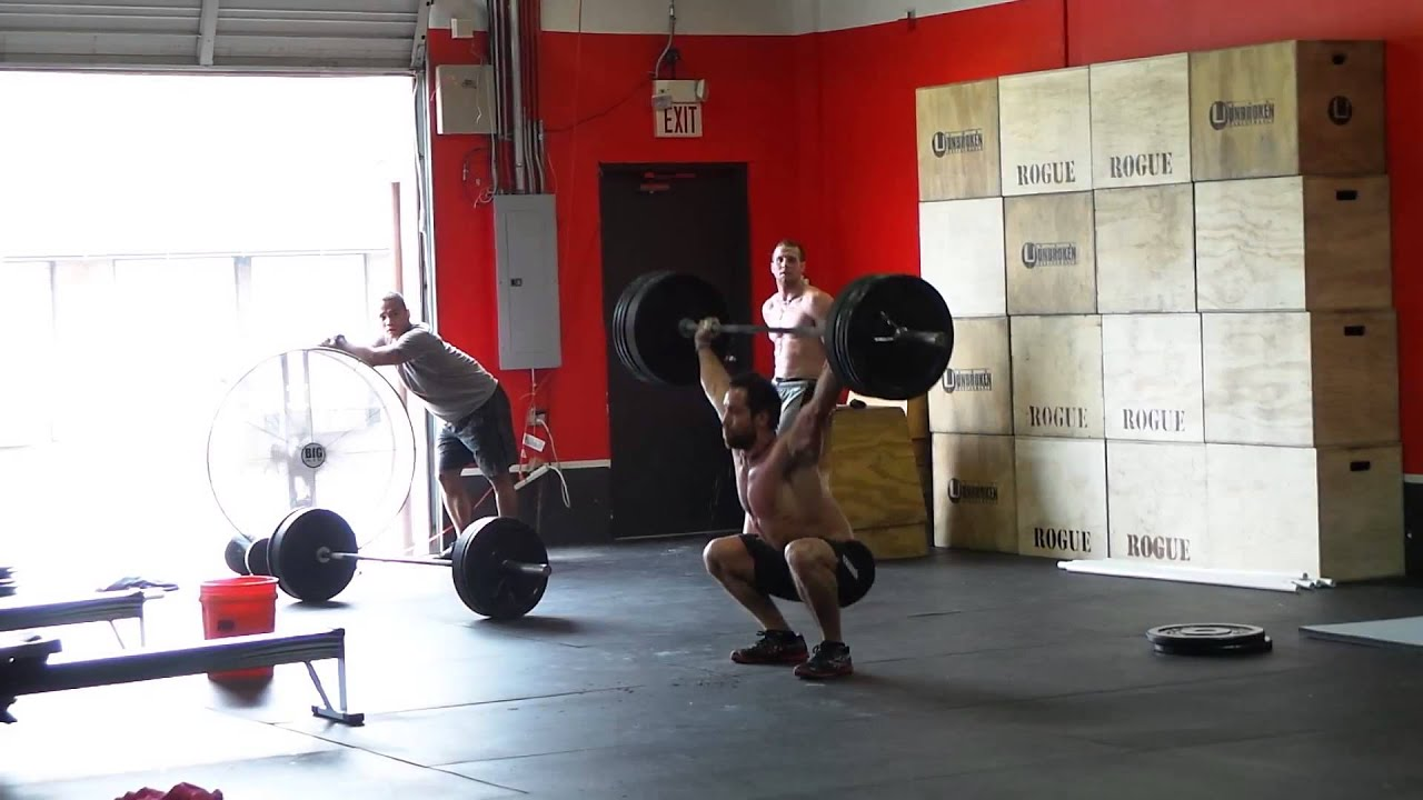 Rich froning workout snatches rowing crossfit youtube