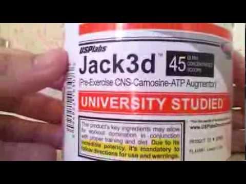 AbriCaixas #15 Relato - Jack3D com DMAA - USPLABS
