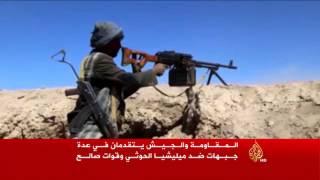 اللواء الأحمر نائبا للقائد الأعلى للقوات المسلحة اليمنية