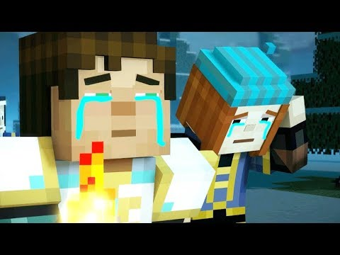 Please watch if YOU own Minecraft Story Mode! (IMPORTANT)