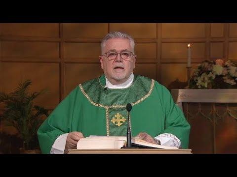 Catholic Mass Today   Daily TV Mass (Wednesday August 7 2019)