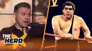 Andre the Giant revolutionized more than just the world of pro wrestling, Here's how | THE HERD